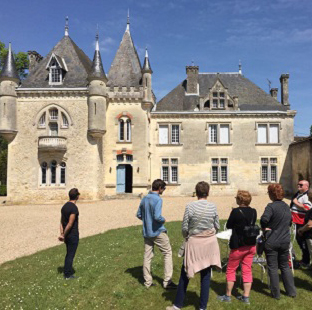 Full day private tour to the St-Emilion Region